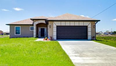 Lehigh Acres Single Family Home For Sale: 2801 51st St SW