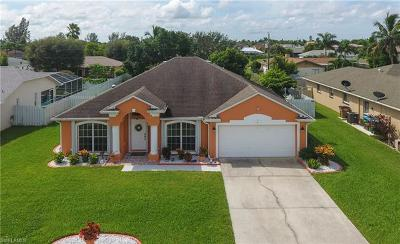 Cape Coral Single Family Home For Sale: 404 SE 29th Ter