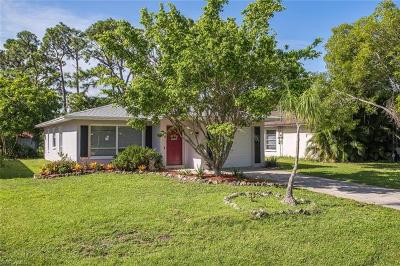 Naples Single Family Home For Sale: 784 96th Ave N