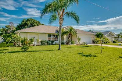 Lehigh Acres Single Family Home For Sale: 2506 7th St W