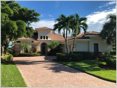 Fort Myers FL Single Family Home For Sale: $899,999