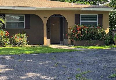 Cape Coral Multi Family Home For Sale: 909 SW 48th Ter