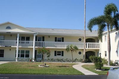 Fort Myers Condo/Townhouse For Sale: 13561 Stratford Place Cir S #104