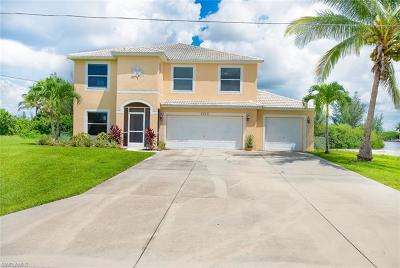 Cape Coral Single Family Home For Sale: 2303 NW 36th Pl