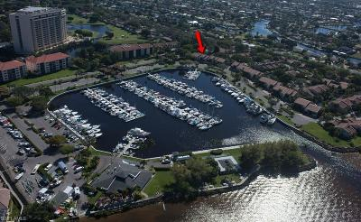 Fort Myers Condo/Townhouse For Sale: 4855 Dockside Dr #203