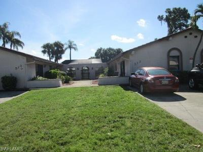 Cape Coral Multi Family Home For Sale: 513 SE 24th Ave #1-4