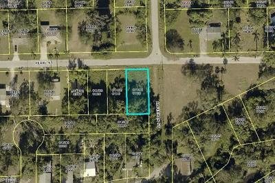 Fort Myers Residential Lots & Land For Sale: 3874 Pearl St