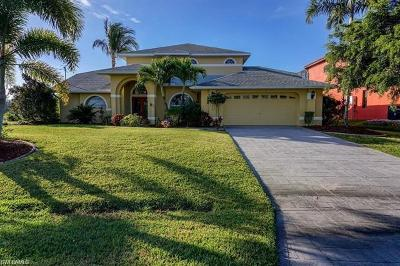 Cape Coral Single Family Home For Sale: 4344 NW 27th St