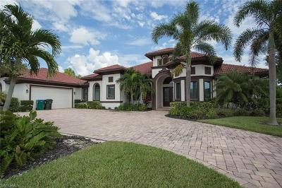 Cape Coral Single Family Home For Sale: 3541 SW 17th Pl