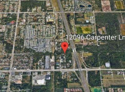 Bonita Springs Residential Lots & Land For Sale: 12096 Carpenter Ln