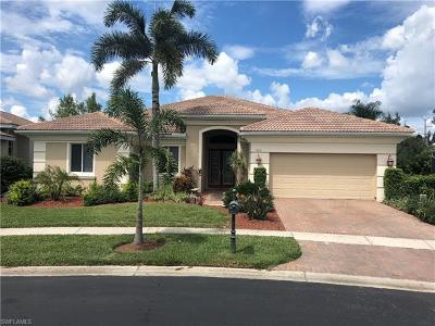 Fort Myers Single Family Home For Sale: 9060 Paseo De Valencia St