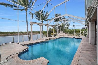 Cape Coral Single Family Home For Sale: 5214 SW 28th Pl
