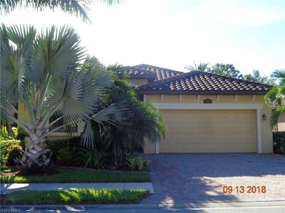 Fort Myers Single Family Home For Sale: 9324 River Otter Dr