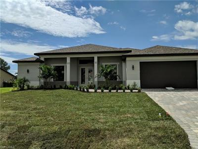 Cape Coral Single Family Home For Sale: 3420 SW 27th Ave