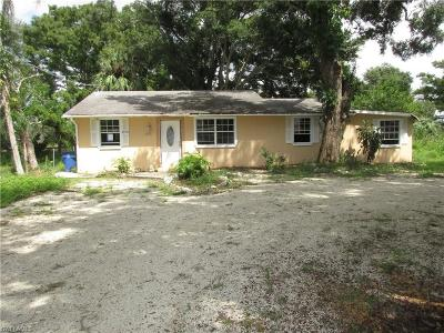 Bonita Springs Single Family Home Pending With Contingencies: 26801 Riverside Dr