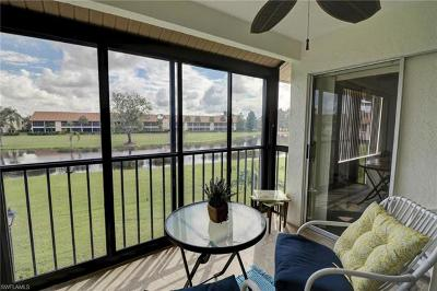 Fort Myers Condo/Townhouse For Sale: 13070 White Marsh Ln #205