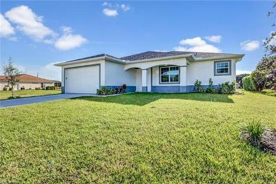 Cape Coral Single Family Home For Sale: 5007 SW 17th Ave