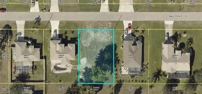 Cape Coral FL Residential Lots & Land For Sale: $35,500