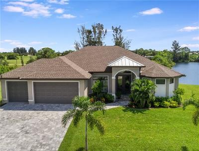 Cape Coral Single Family Home For Sale: 1803 NW 32nd Ct