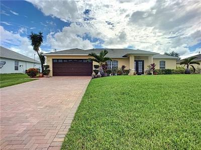 Cape Coral Single Family Home For Sale: 231 NW 25th Pl