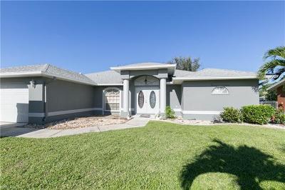 Cape Coral Single Family Home For Sale: 3522 SE 4th Pl