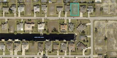 Cape Coral Residential Lots & Land For Sale: 1621 SW 43rd Street