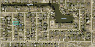 Cape Coral Residential Lots & Land For Sale: 3111 SW 19th Place