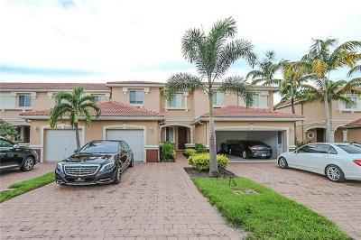 Fort Myers Condo/Townhouse For Sale: 17578 Cherry Ridge Ln