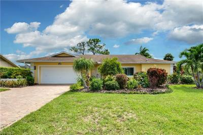 Single Family Home For Sale: 9855 Treasure Cay Ln