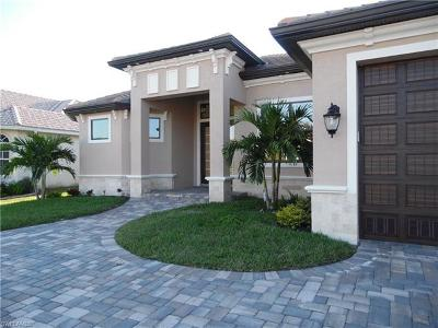 Cape Coral Single Family Home For Sale: 2824 SW 29th Ave
