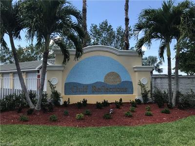 Bonita Springs, Cape Coral, Fort Myers, Fort Myers Beach Condo/Townhouse For Sale: 11001 Gulf Reflections Dr #A 101