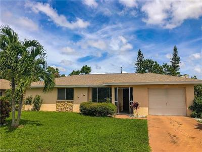 Cape Coral Single Family Home For Sale: 1415 SE 37th St