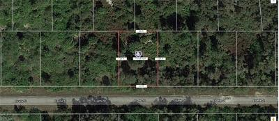Fort Myers FL Residential Lots & Land For Sale: $9,500
