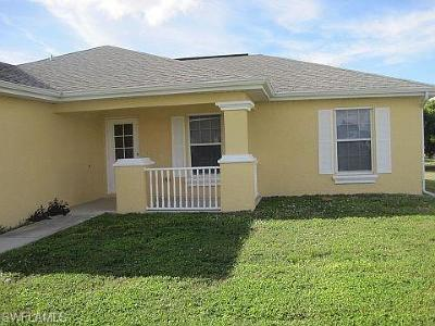Cape Coral Single Family Home For Sale: 2830 NW 5th Ave