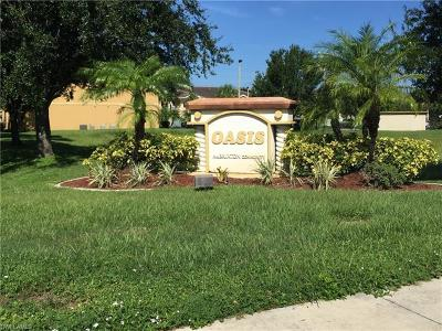 Cape Coral Condo/Townhouse For Sale: 950 Hancock Creek South Blvd #425