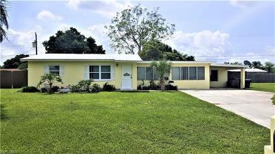 Lehigh Acres FL Single Family Home For Sale: $129,900