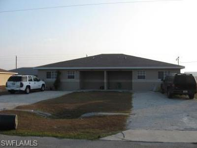 Lehigh Acres Multi Family Home For Sale: 5140 24th St SW