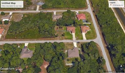 Fort Myers Residential Lots & Land For Sale: 3710 Kessler St