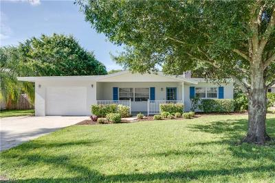 Fort Myers FL Single Family Home For Sale: $315,000