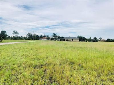 Cape Coral Residential Lots & Land For Sale: 2209 NW 37th Pl