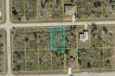 Lehigh Acres Residential Lots & Land For Sale: 2713 55th St W