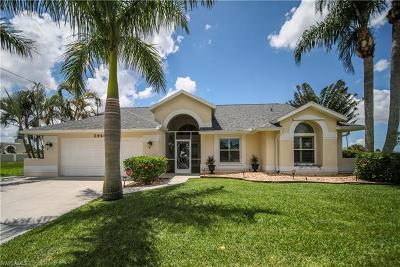 Cape Coral FL Single Family Home For Sale: $359,900