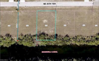Cape Coral Residential Lots & Land For Sale: 400 NE 25th Ter
