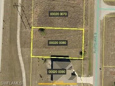 Lee County Residential Lots & Land For Sale: 2714 Floyd Ave S