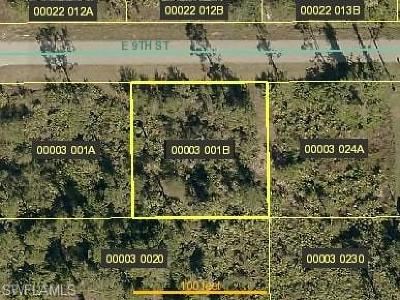 Lee County Residential Lots & Land For Sale: 2502 E 9th St
