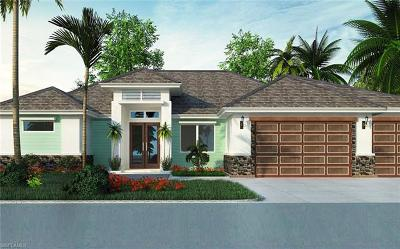 Cape Coral FL Single Family Home For Sale: $389,000