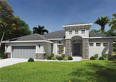 Bonita Springs, Cape Coral, Fort Myers, Fort Myers Beach Single Family Home For Sale: 2720 SW 4th Pl