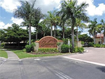 Fort Myers Condo/Townhouse For Sale: 15360 Bellamar Cir #3523