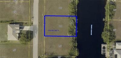 Cape Coral Residential Lots & Land For Sale: 1235 NW 36th Pl