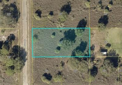 Lehigh Acres Residential Lots & Land For Sale: 1502 Leroy Ave